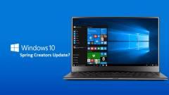 Vészesen közeledik a Windows 10 tavaszi frissítése kép