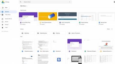 Passzol az új Gmailhez a megújult Google Drive fókuszban