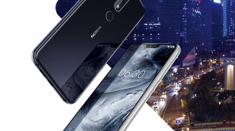 Elsöprő siker: 10 másodperc alatt elfogyott a Nokia X6 kép