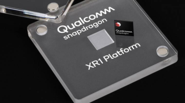 Új szintre emeli a virtuális és a kiterjesztett valóságot a Qualcomm Snapdragon XR1 kép