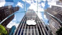 Az Apple mindennél többet ér a világon kép