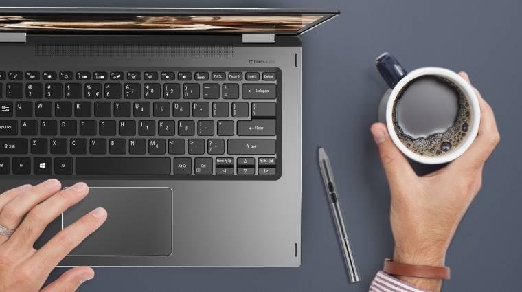 Alexával újítanak az Acer laptopok kép