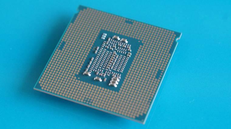 A Core i7-8086K lesz az első 5 GHz-es Intel processzor kép