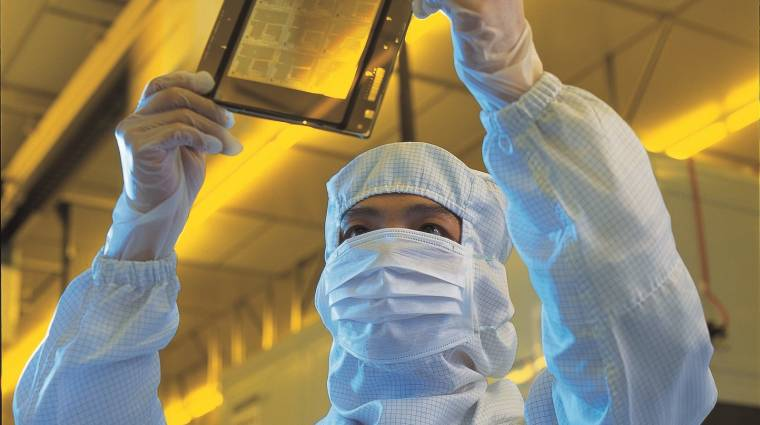 Már a 3 nm-es chipekre készül a Samsung kép