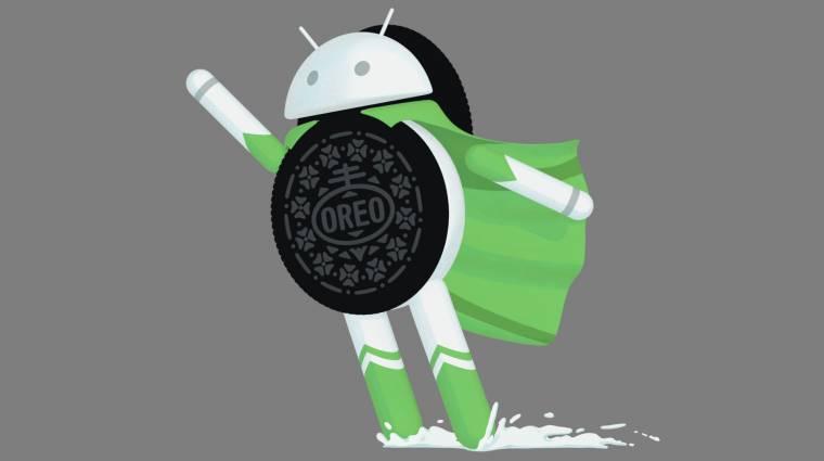 Még mindig nagyon döcög az Android Oreo kép
