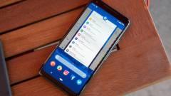 Kevesebb értesítési ikont mutat az Android P kép
