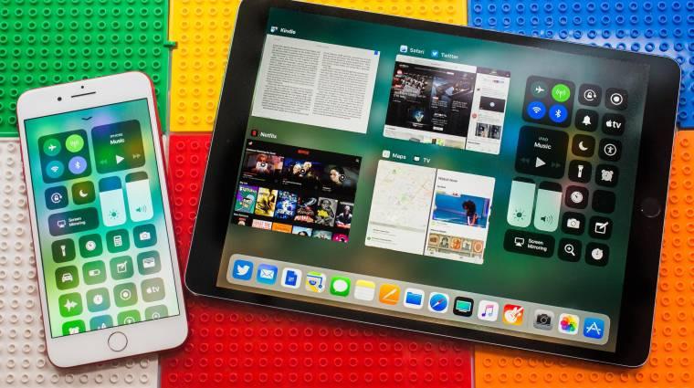 Megújult főképernyőt hoz az iOS 13 kép
