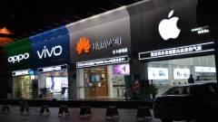 Kínában már nem megy az okostelefon kép