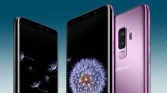 Így csinálhatsz képernyőképet a Galaxy S9 és Galaxy S9+ okostelefonokon kép