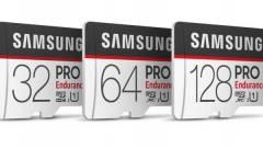 Videózásra termettek a Samsung új memóriakártyái kép