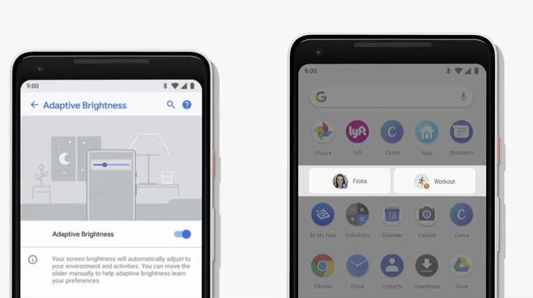 Helyettünk gondolkodik majd az Android P kép