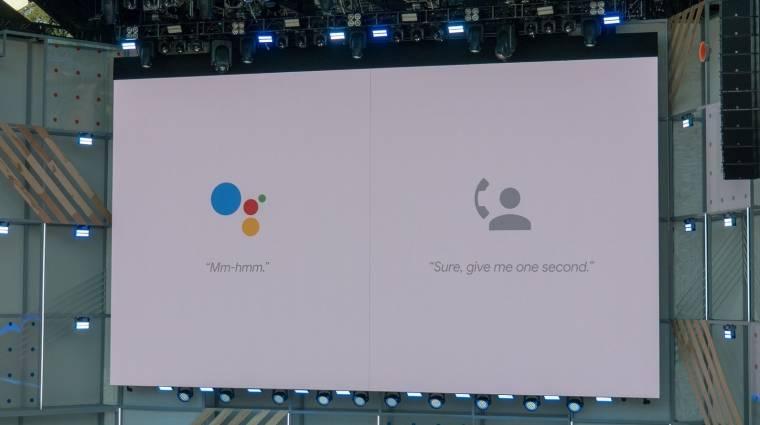Lehet, hogy kamu volt a Google lélegzetelállító demója kép