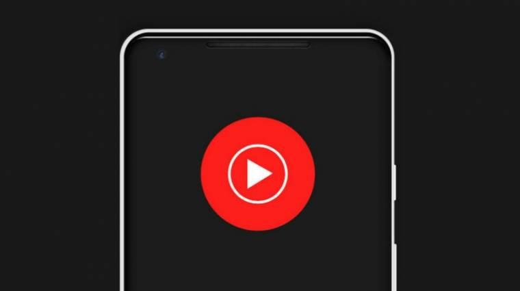 Itt a YouTube Music (újra) kép