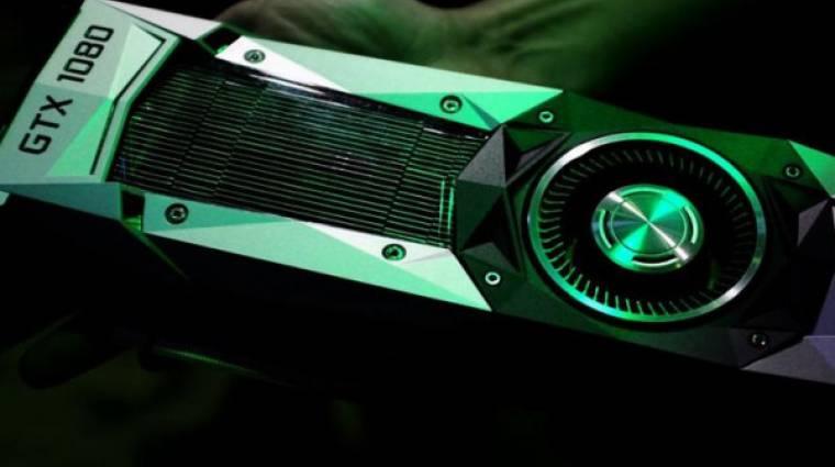 Július végén jön a GeForce GTX 1080 utódja kép