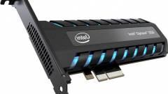 Nagyon gyors és nagyon drága az Intel Optane SSD 905P kép