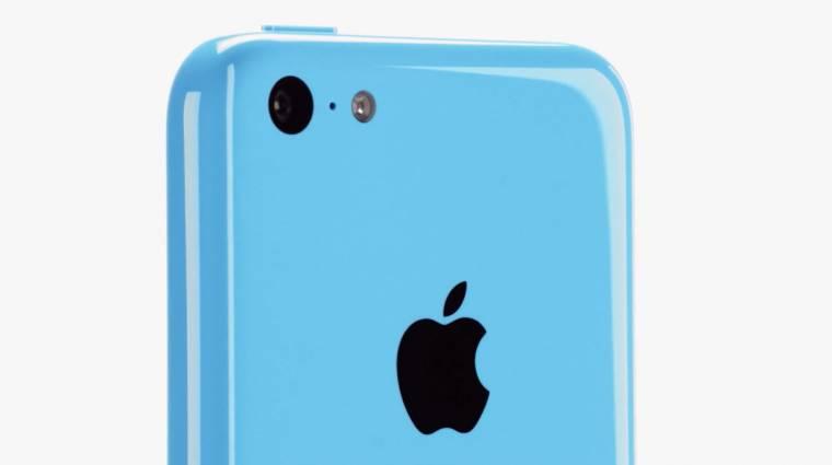 """Vidám színekben jöhet az idei """"olcsó"""" iPhone kép"""