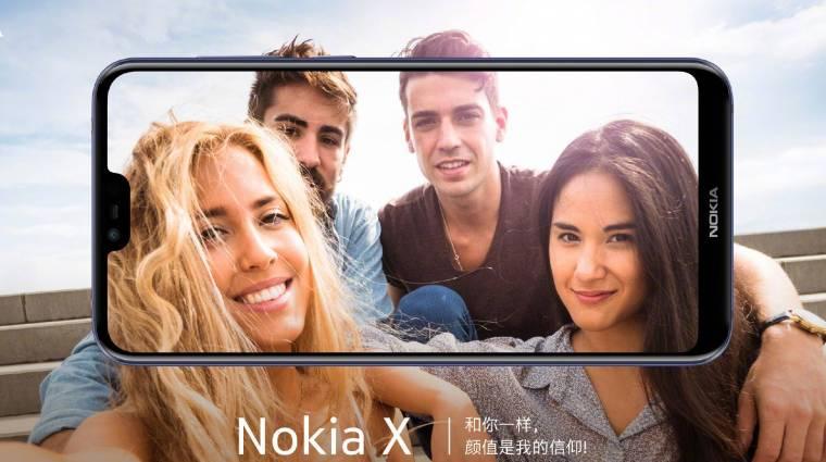 Kiszivárgott a Nokia X kép