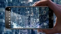 Itt az első Nokia, amelynek a kijelzőjébe belóg egy szenzorsáv kép