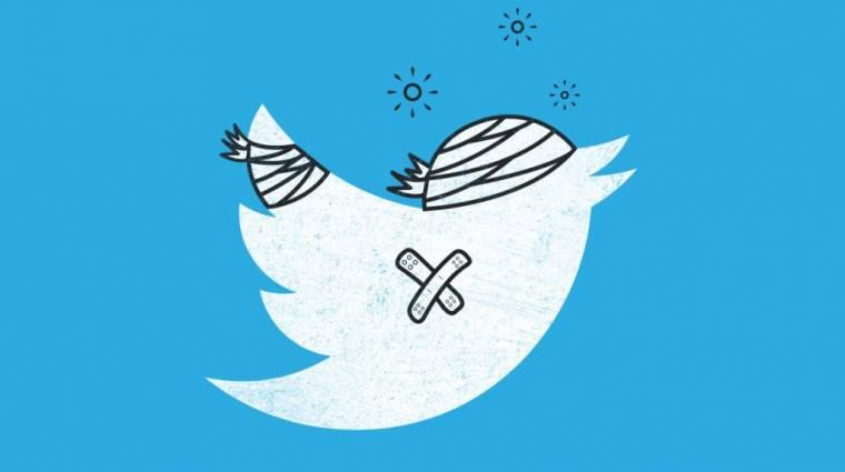 Azonnal változtass jelszót, baj van a Twitterrel! kép
