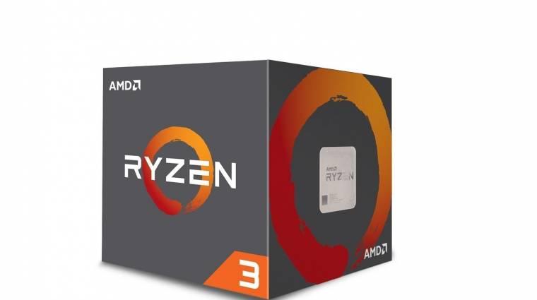 Felbukkant az AMD Ryzen 3 2300X és a Ryzen 5 2500X kép