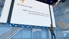 A jövőben a Google Duplex robotja hívogatja az üzleteket kép