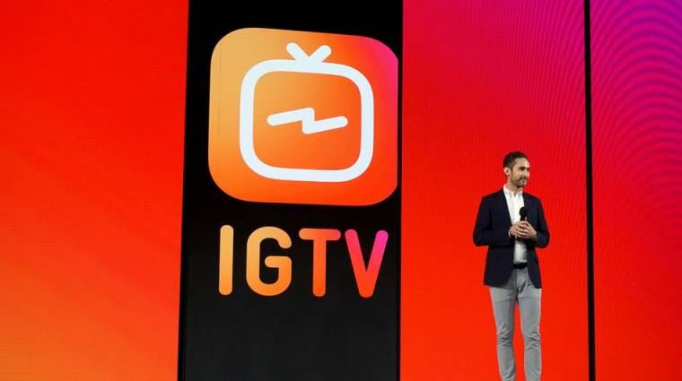 Itt az IGTV, jön a videós őrület az Instagramon kép
