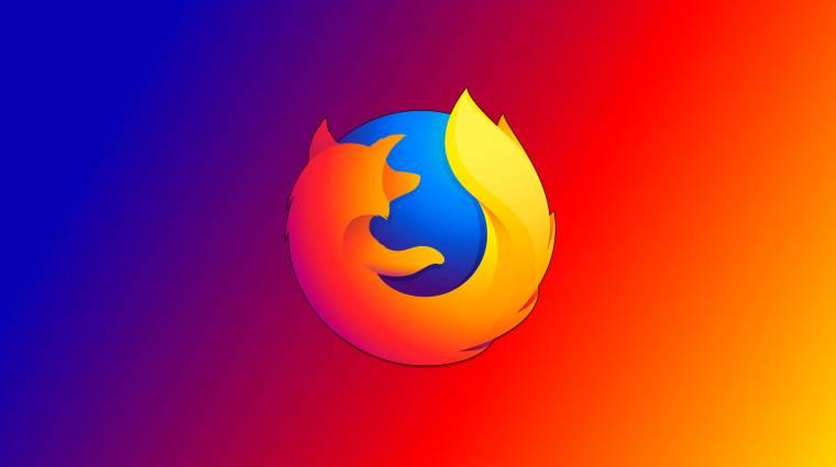 Gyorsabban tölti a weboldalakat a Firefox 61 kép