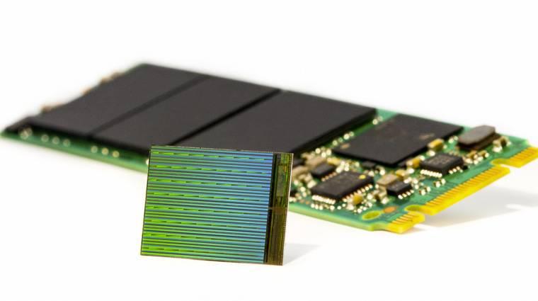 Olcsóbbak lesznek az SSD-k kép
