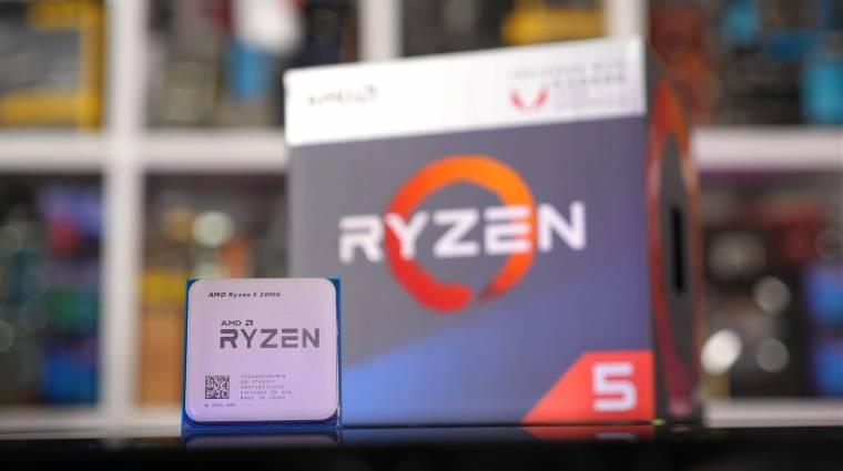 Nem kapnak béta drivereket az AMD Raven Ridge APU-k kép