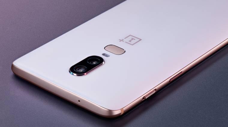 Elkapkodták a selyemfehér OnePlus 6-ot kép