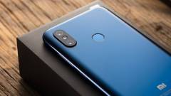 Nagy siker a Xiaomi Mi 8 kép