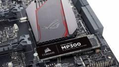 Takarékos és gyors a Corsair az új SSD-je kép