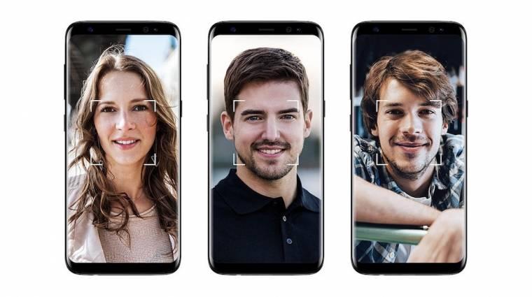 3D-s arcfelismerésre cseréli az íriszszkennert a Galaxy S10 kép