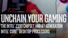 Kiszivárogtak a Core i9-es CPU-k és a Z390-es platform kép
