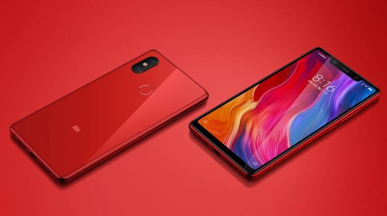 37 másodperc alatt elfogyott az összes Xiaomi Mi 8 kép