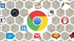 Rövidesen csak a Chrome internetes áruházából telepíthetünk kiegészítőket kép