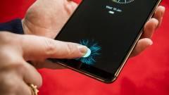 Nagyon izgalmas lesz a Samsung Galaxy S10 kijelzőbe ágyazott ujjlenyomat-olvasója kép