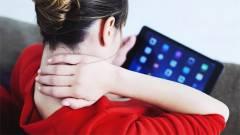 Az iPad-nyak egy valódi probléma kép