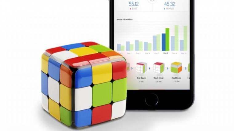 Bluetooth költözik a Rubik-kockába kép