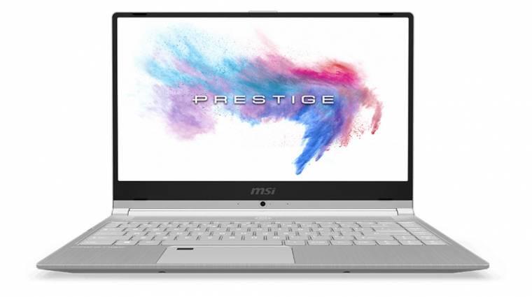 Könnyű az MSI PS42 laptopja, de videokártya is fér bele kép
