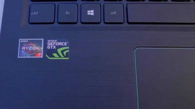 AMD és Nvidia egy laptop-testben? Van ilyen! kép