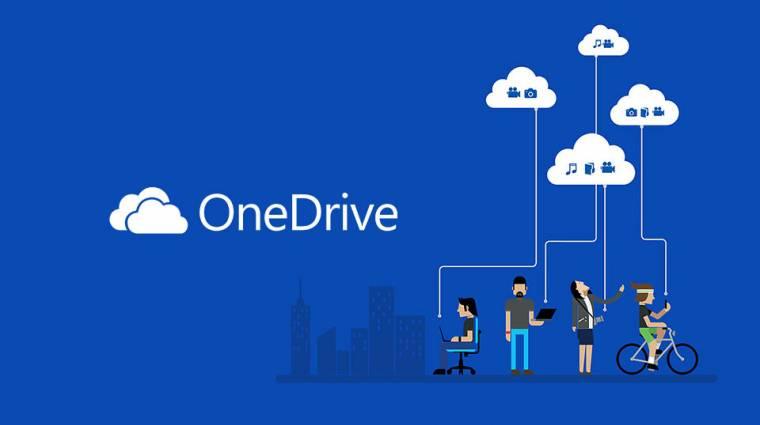 Hasznos dologgal újított az androidos OneDrive kép