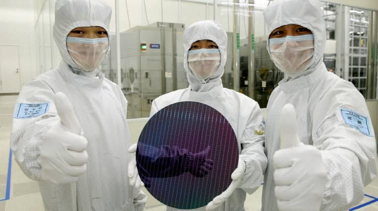 Rákapcsol a NAND flash memóriákra a Samsung kép