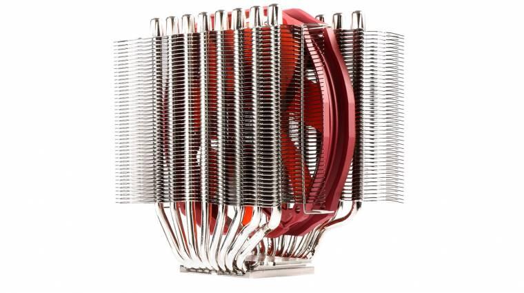 Ez a processzorhűtő 320 wattos terhelést is kibír kép