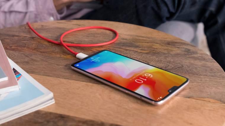 Hamarosan hódíthat a OnePlus Warp Charge kép