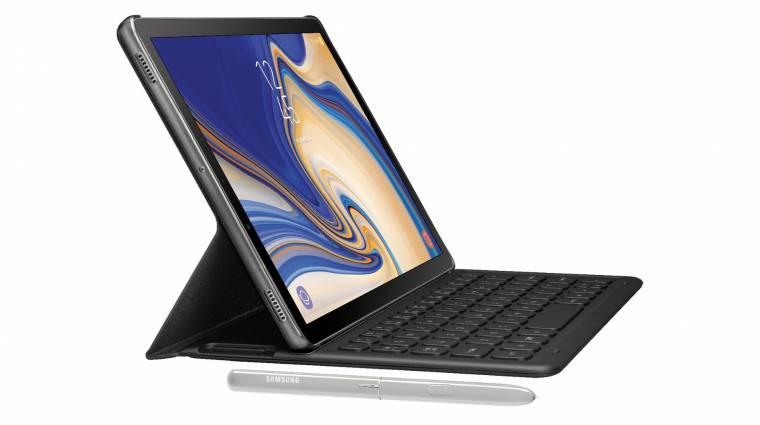 Gigantikus akkumulátor kerül a Samsung Galaxy Tab S4-be kép