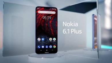 Végre piacon a Nokia 6.1 Plus