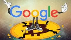 A Google kitiltotta a kriptovalutás appokat kép