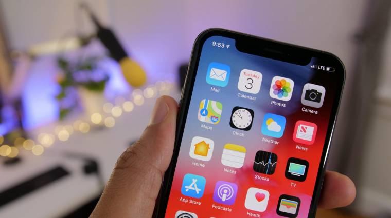 Apró újdonságokkal érkezett meg az iOS 12 következő bétája kép