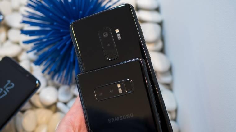 Egybeolvadhat a Samsung Galaxy S és Galaxy Note széria kép